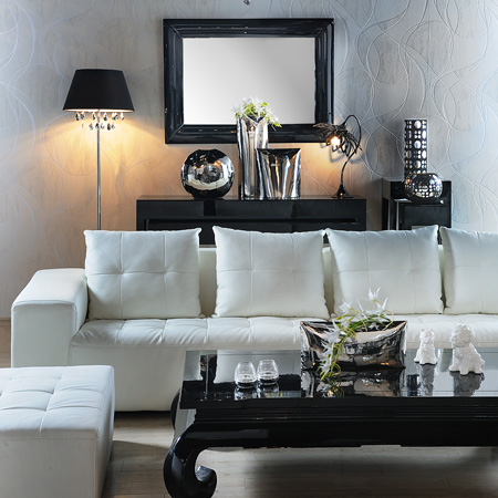 Gloss Living Room Designs from W8DBM Ltd